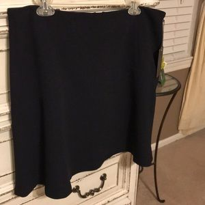 New with Tags Vince Camuto Skirt Navy